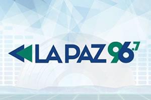 Radio La Paz 96.7 FM - La Paz