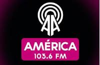 Radio América 103.6 FM - Santa Cruz