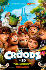 LOS CROODS - THE CROODS