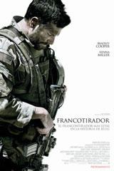 FRANCOTIRADOR - American Sniper