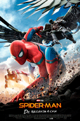 SPIDER-MAN: DE REGRESO A CASA - SPIDER-MAN: HOMECOMING