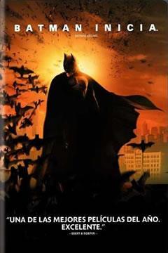 BATMAN: EL INICIO
