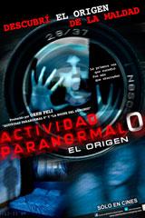 ACTIVIDAD PARANORMAL: EL ORIGEN - PARANORMAL ACTIVITY TOKIO NIGHT