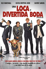 UNA LOCA Y DIVERTIDA BODA - A FEW BEST MEN