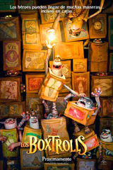 LOS BOXTROLLS - THE BOXTROLLS