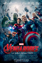 LOS VENGADORES: LA ERA DE ULTRÓN - Avengers: Age of Ultron