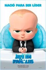 UN JEFE EN PAÑALES - THE BOSS BABY