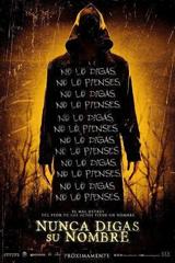 NUNCA DIGAS SU NOMBRE - THE BYE BYE MAN
