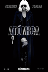 ATÓMICA - ATOMIC BLONDE