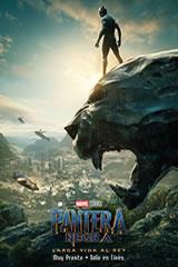 PANTERA NEGRA - BLACK PANTHER