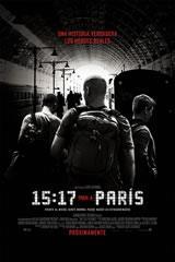 15:17 TREN A PARÍS - THE 15:17 TO PARIS