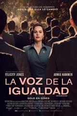 LA VOZ DE LA IGUALDAD - ON THE BASIS OF SEX