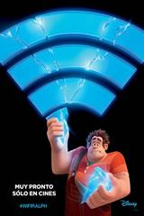 WIFI RALPH  - RALPH BREAKS THE INTERNET: WRECK-IT RALPH 2