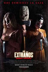 LOS EXTRAÑOS: CACERÍA NOCTURNA - THE STRANGERS: PRAY AT NIGHT