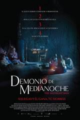 DEMONIO DE MEDIANOCHE - THE MIDNIGHT MAN