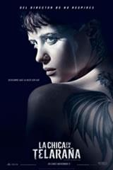 LA CHICA EN LA TELARAÑA - THE GIRL IN THE SPIDER'S WEB