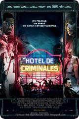 HOTEL DE CRIMINALES - HOTEL ARTEMIS