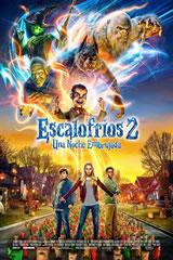 ESCALOFRÍOS 2: UNA NOCHE EMBRUJADA - GOOSEBUMPS 2: HAUNTED HALLOWEEN