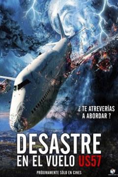 DESASTRE EN EL VUELO US57
