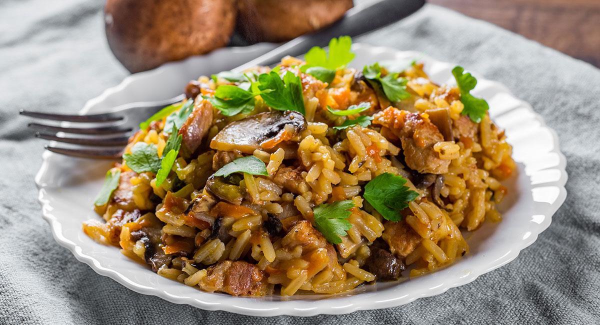 Ají de arroz