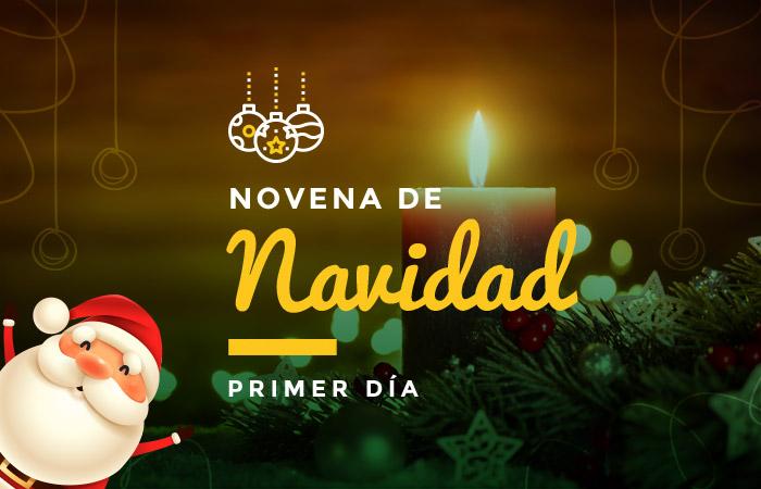 primer día de la novena: el 16 de diciembre