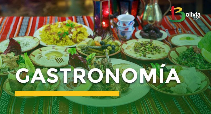 Bolivia.com - Gastronomía