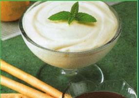 Espuma de lim n postres receta internacional - Espuma de limon ...