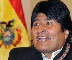 Morales espera que la provincia Gran Chaco sea la primera en erradicar la pobreza