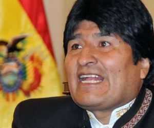 Morales califica elección de Fiscal como un 'mazazo' al neoliberalismo