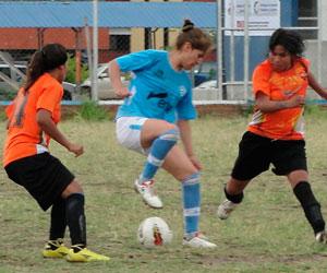 Definidos los equipos semifinalistas del torneo femenino