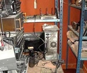 Gobierno descarta móviles políticos en atentado a Radio Popular de Yacuiba