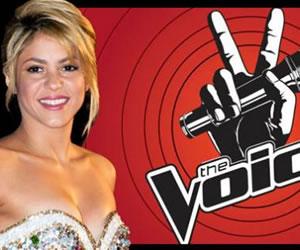 """A Shakira no le entienden su inglés en el reality """"The Voice"""""""