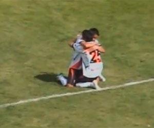 Gol de Mealla de Nacional Potosí entre los 10 mejores del año de la FIFA