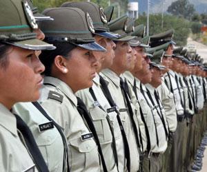 Policía desplazará 38 mil efectivos para garantizar el Censo