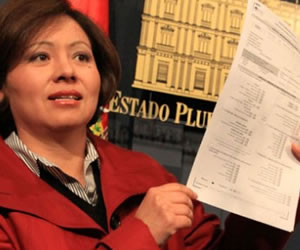 Boletas de Censo llegan a más del 95% de Bolivia