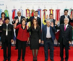 Bolivia quiere ser la unión entre el Mercosur y la Comunidad Andina
