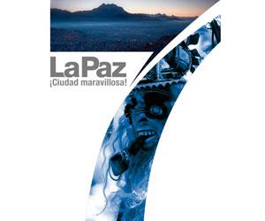 """Lanzan página web para promover votos por """"La Paz, ¡Ciudad maravillosa!"""""""