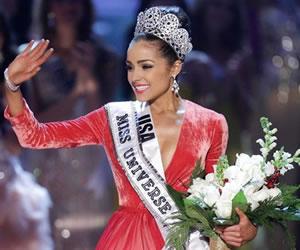 Miss Universo envía mensaje esperanzador