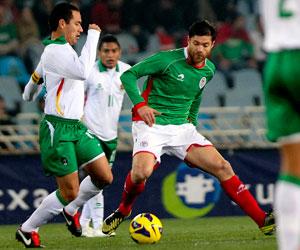 Bolivia fue arrollada por la Selección Vasca
