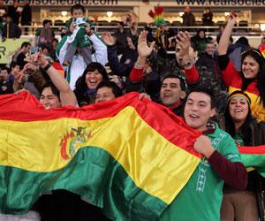 El cierre de año del seleccionado boliviano visitando tierras vascas