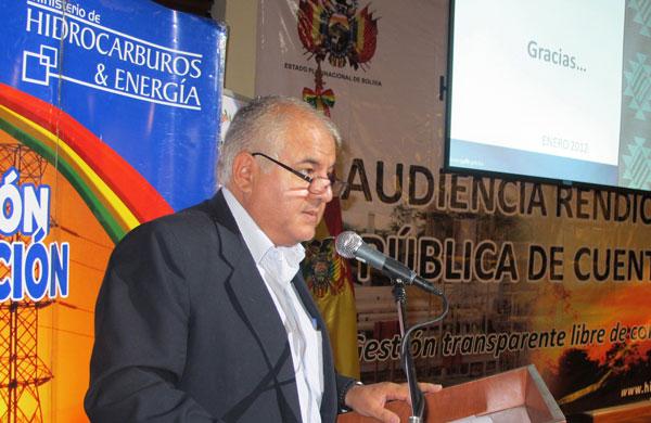 Electropaz subvencionará rebaja de tarifas en el área rural