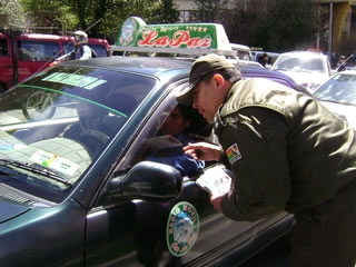 Tránsito arranca control del SOAT 2013