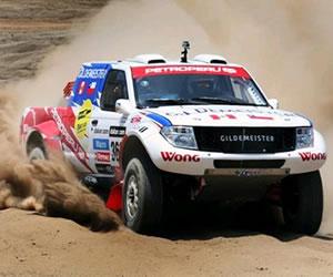 Lima calienta motores con la inauguración del 'Village Dakar'