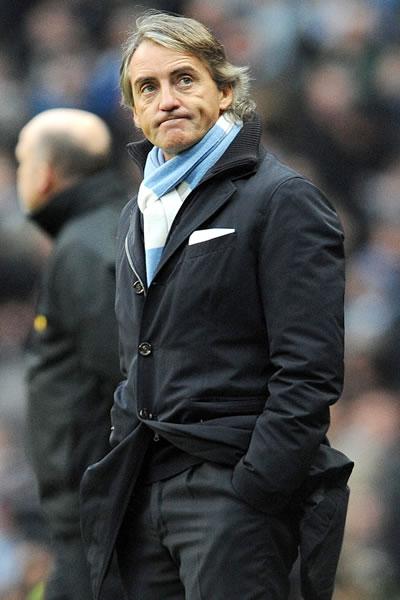 Mancini resta importancia al incidente con Balotelli