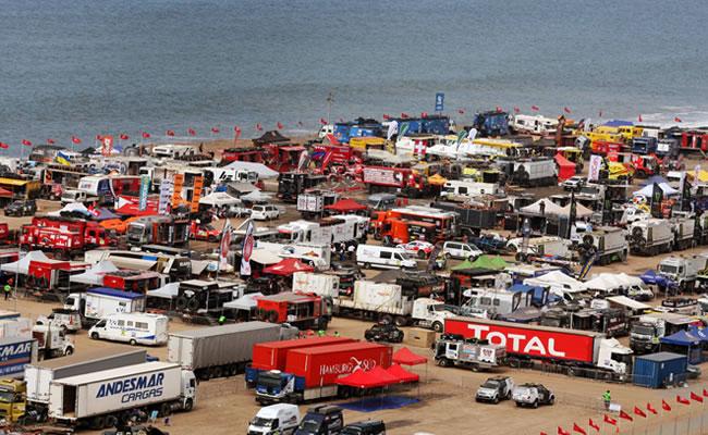 El Dakar arranca con el regreso de Sainz y la baja de Coma