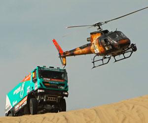 Bolivia pide apoyo a Perú y Argentina para ser parte del Dakar 2014