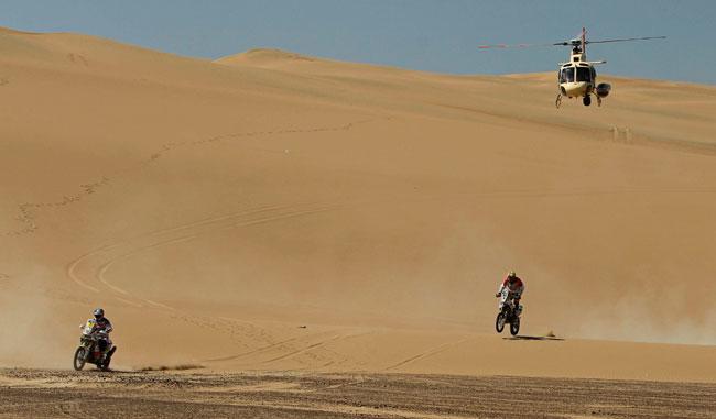 El Dakar es la puerta para que Bolivia se proyecte al mundo