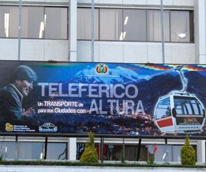 Definen estaciones del teleférico sin tomar en cuenta informe de alcaldía