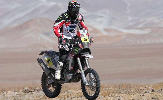 El motociclista español Joan Barreda. EFE