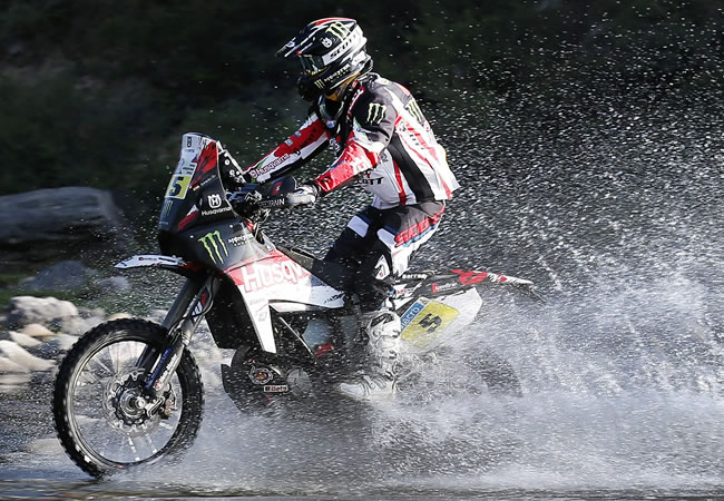 Joan Barreda gana la décima etapa y Cyril Despres es nuevo líder